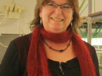 Professor Gunilla Rosenqvist. (Photo: Ida Korneliussen)