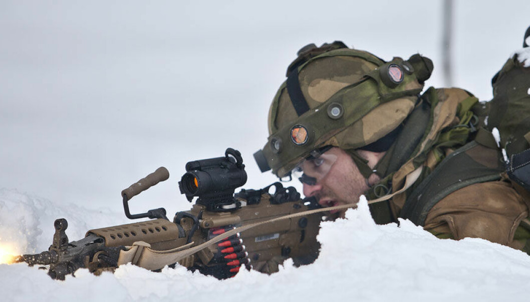 If made to choose, the Norwegian State should be protecting enterprises that supply strategic materiel to the country. These are generally the biggest players in the business. (Photo: The Norwegian Defence/Peder Torp Mathisen)