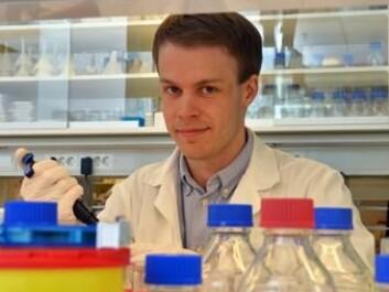 Research Fellow Torbjørn Pedersen at UiB. (Photo: Rune D. Haakonsen)
