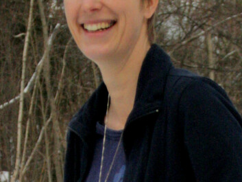 Susanne Buiter conducts oceanographic research at NGU in Trondheim (Photo: Ida Korneliussen)