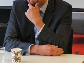 Tord Lien (Photo: Hanne Østli Jakobsen)