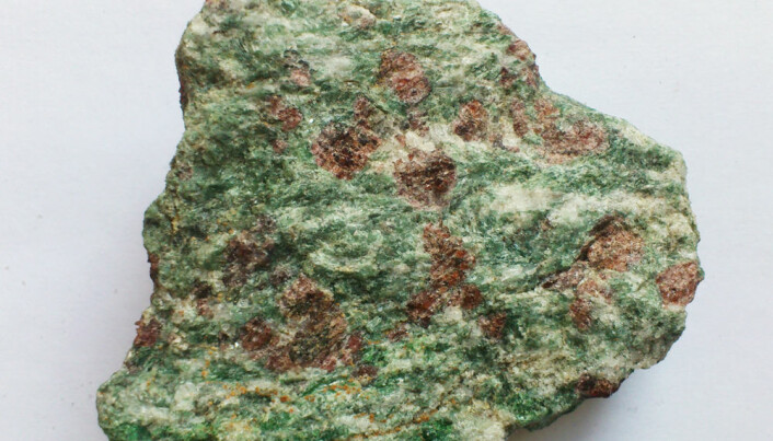 Enamoured with eclogite