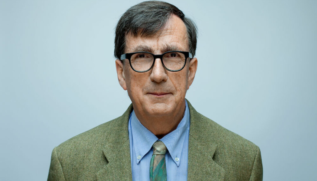 Bruno Latour is a professor at Sciences Po, in Paris.  (Photo: Manuel Braun)
