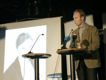 Kjetil Bjorvatn at the Norwegian School of Economics (NHH) said that Nils Klim prizewinner Ingvild Almås has conducted high quality, groundbreaking research.  (Photo: Andreas R. Graven)