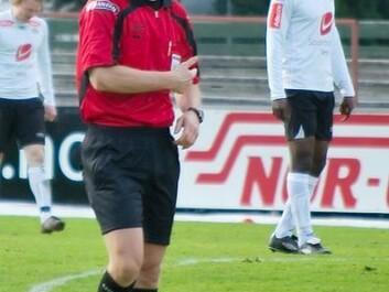 Tommy Skjerven has years of experience as a elite league referee. (Photo: Bjørn Erik Pedersen/Wikimedia Commons)