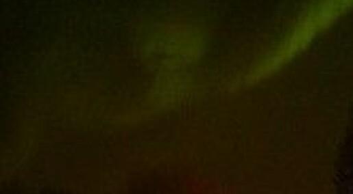Extra strong Aurora Borealis this week