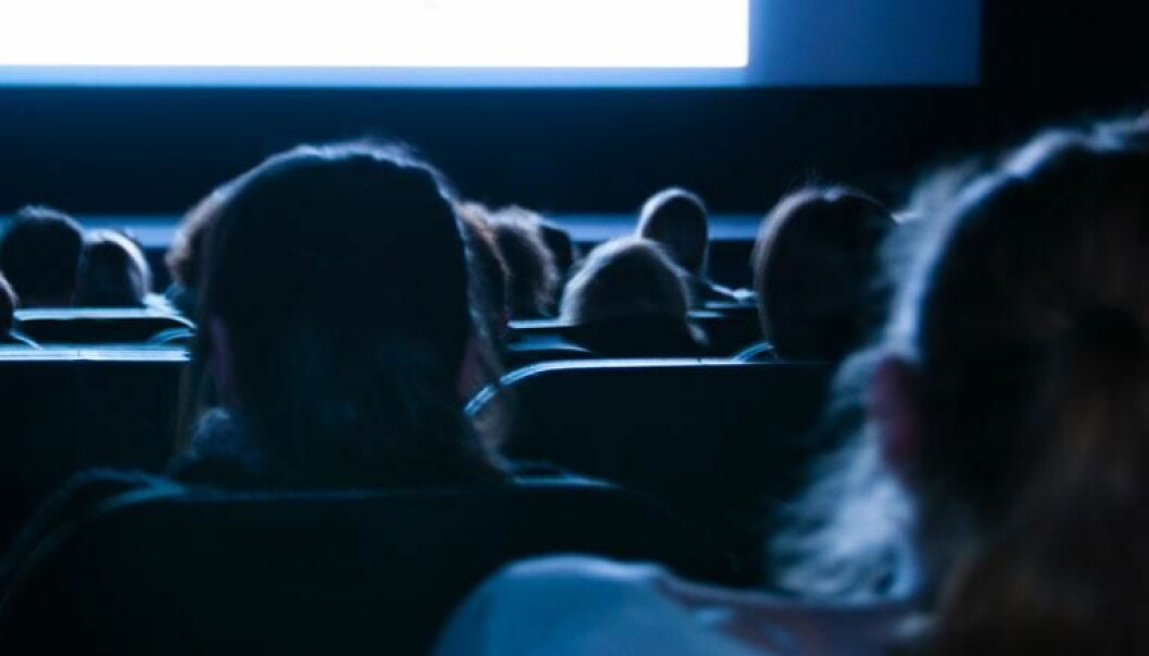 Health workers should consider taking their patients to the movies. (Photo: Colourbox)