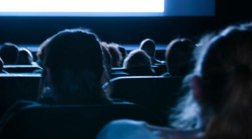 Taking patients to the cinema