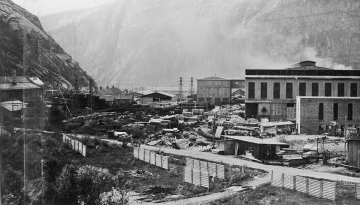 Norwegian industry complied with German war efforts
