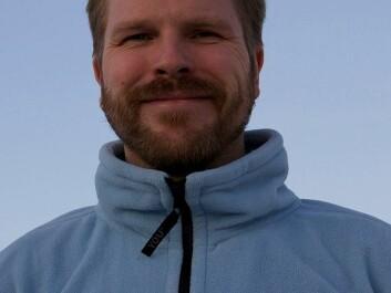 Øyvind Ødegård. (Photo: Geir Johnsen / NTNU)