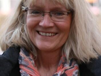 Tone Sæther Kvamme. (Photo: Ida Korneliussen)