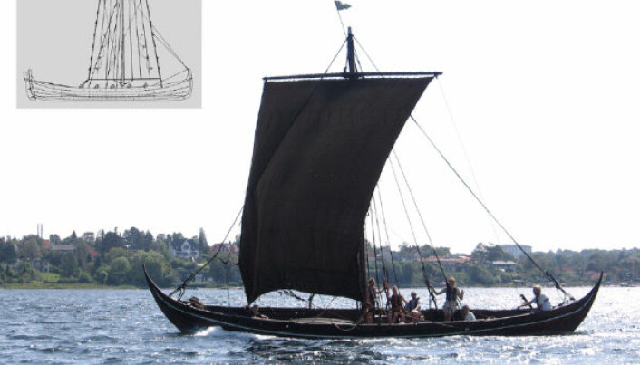Time to revise our view of Viking ships?