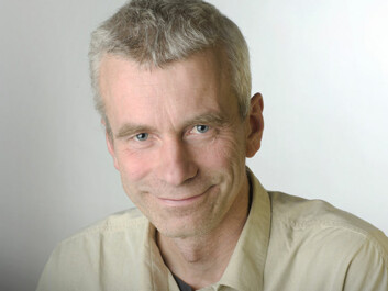 William Helland-Hansen, professor at the Department of Earth Science, UiB. (Photo: UiB)