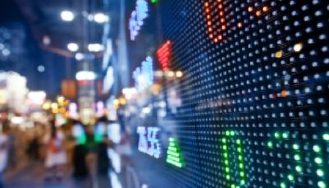 There are many who will buy shares prior to new listing on the Oslo Stock Exchange. They are often sold at a good price. (Photo: iStockphoto)