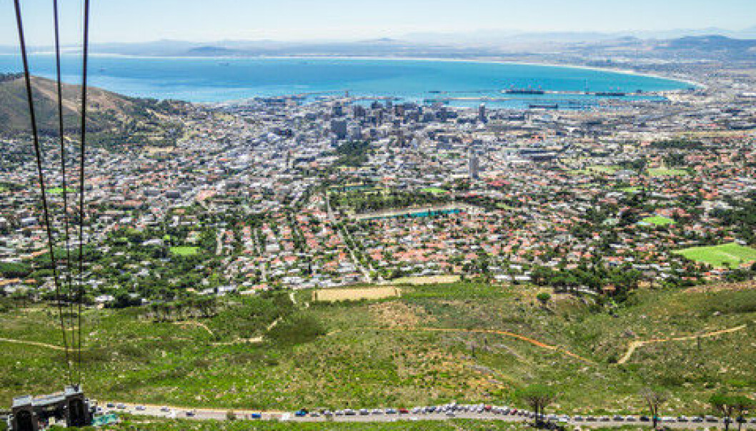 Cape Town. (Photo: Colourbox)