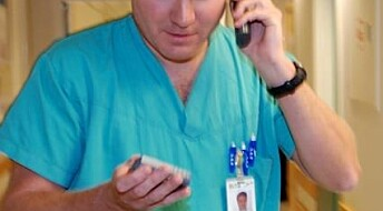 Calls of duty: physicians frustrated by phone interruptions