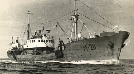 Soviet Cold War oceanographic surveys opened up to western scientists