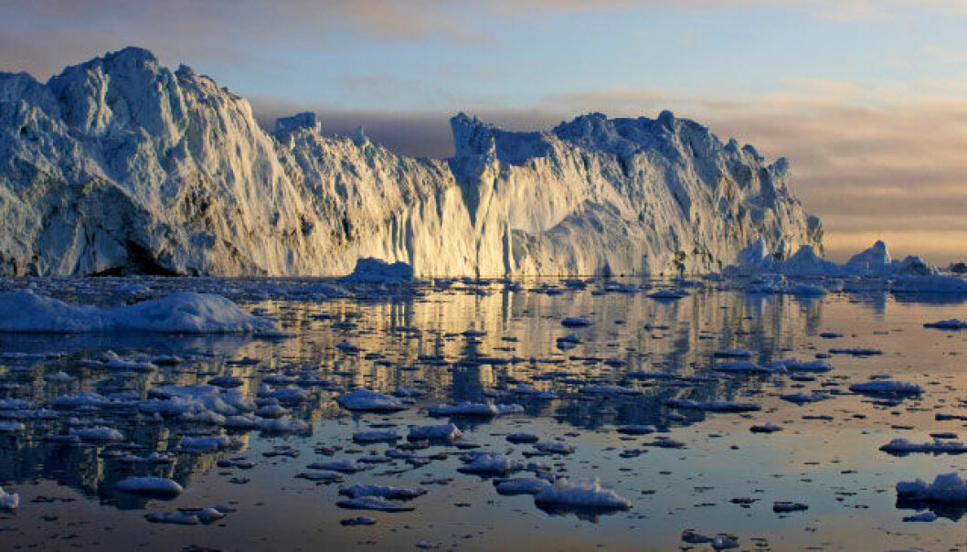 Greenland's glaciers have been melting at an alarming rate over the past few decades. (Photo: iStockphoto)