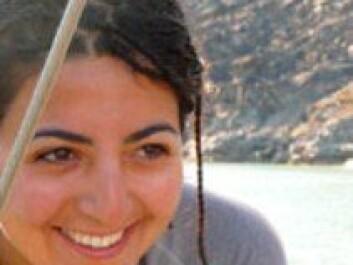 Faezeh M. Nick is a glaciologist at UNIS. (Photo: UNIS)