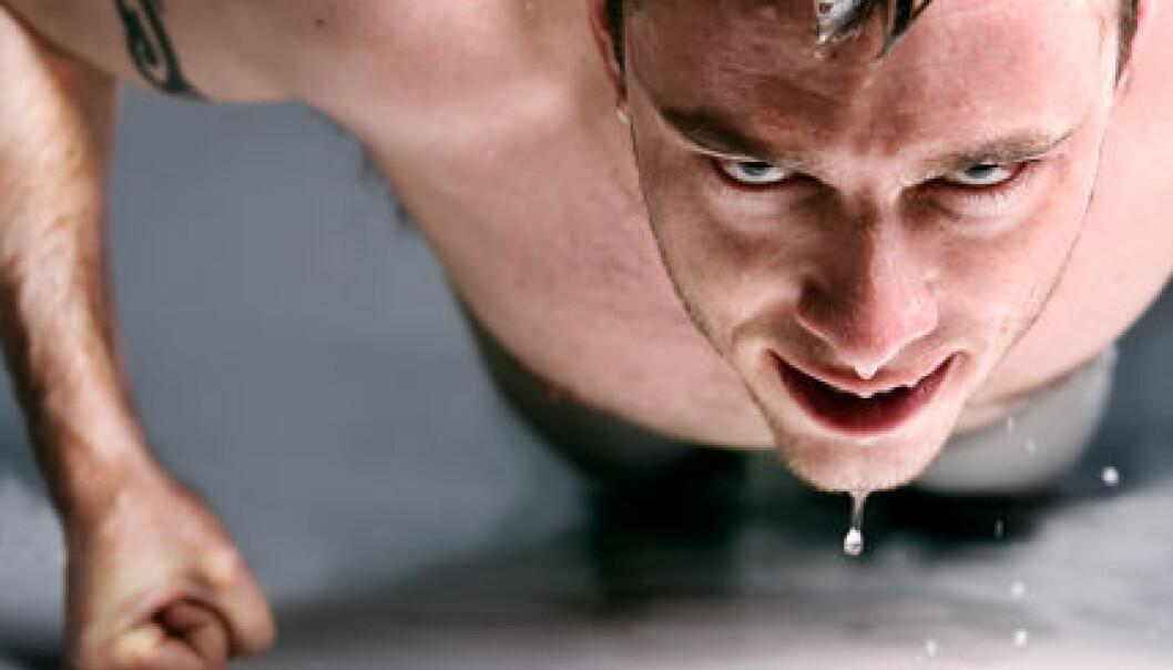 Exercise is good for the body and the mind. (Photo: iStockphoto)