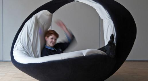 Musical furniture energises disabled kids