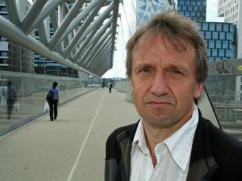 Jonny Aspen. (Photo: Asle Rønning)