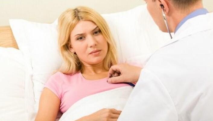 Heart surgery can induce menstruation