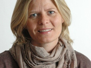 Siri Waage, postdoctoral fellow, Department of Global Public Health and Primary Care, UiB. (Photo: Jan Kåre Wilhelmsen/UiB)
