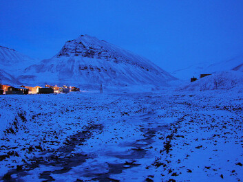 The polar night, like here in Svalbard, occurs when the night lasts for more than 24 hours. This occurs only inside the polar circles. (Photo: Bjørn Christian Tørrissen / Wikimedia Commons)