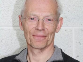 Professor Vidje Hansen. (Photo: Private)