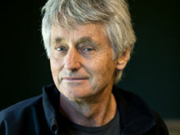 Frede Thingstad, professor, Department of Biology, UiB. (Photo: Eivind Senneset)