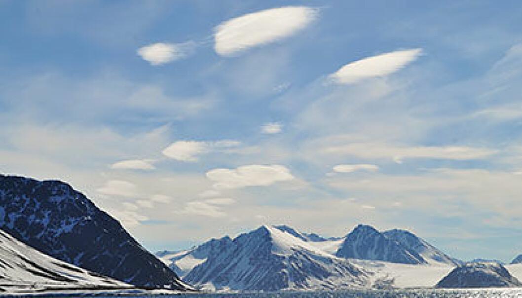 The Arctic. (Photo: Colourbox)