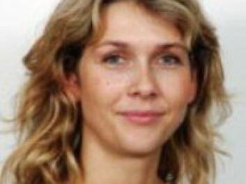 Hedvig Marie Egeland is a professor at the University of Oslo (UiO)'s School of Pharmacy. (Photo: UiO)