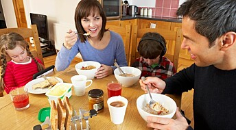 Kids can pay dearly for mum's unhealthy diet