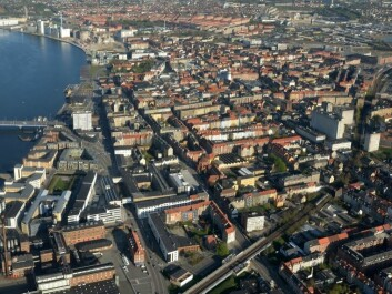 Denmark has a sizeable public rental sector and promotes a relationship between private and public rental rates. Yet this hasn't kept prices from rising through the roof in big cities such as Aalborg. (Photo: Colourbox)