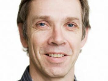 Jon Magnussen. (Photo: NTNU)
