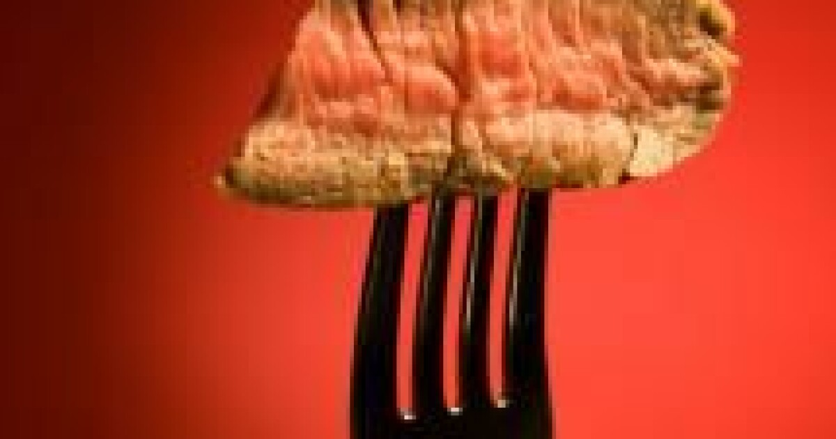 Does meat make vegetarians ill?