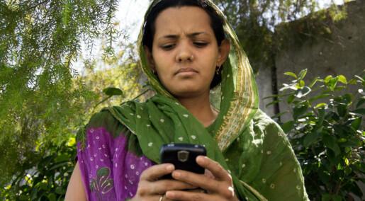 Smartphone app battles trauma from abuse
