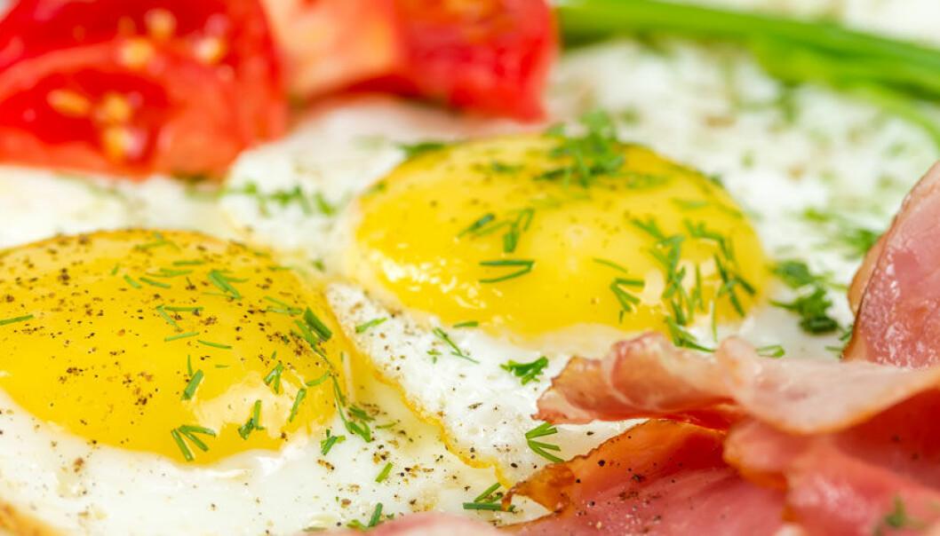 Breakfast of champions? (Photo: Colourbox.com)