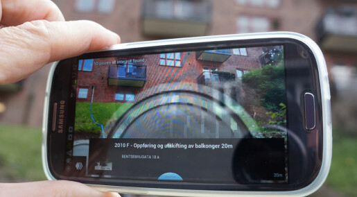 Apps open new urban dimensions