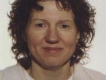 Anne Stene. (Foto: the Norwegian Veterinary Institute)