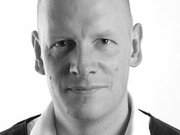 Anders Hovland. (Photo: Jan Kåre Wilhelmsen)