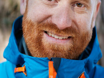 "Henrik Rosted Neegaard has recently published a book entitled ""Friluftsliv og uteliv i barnehagen""(Outdoor Recreation and Outdoor Life in Day-Care Centres) (Photo: Sonja Balci)"