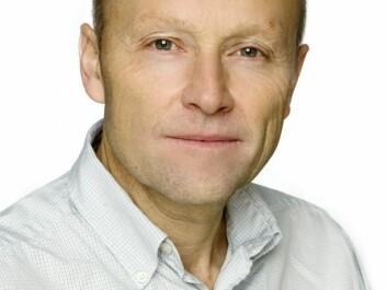 Bjart J. Holtsmark is a researcher at Statistics Norway. (Photo: SSB)