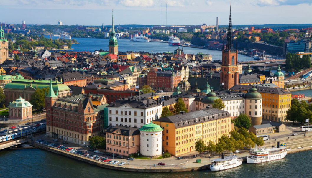 Stockholm has had more heat waves in recent years. (Photo: iStockphoto)