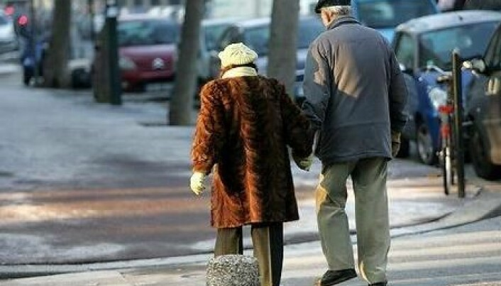 Elderly on antidepressants more likely to fracture hips