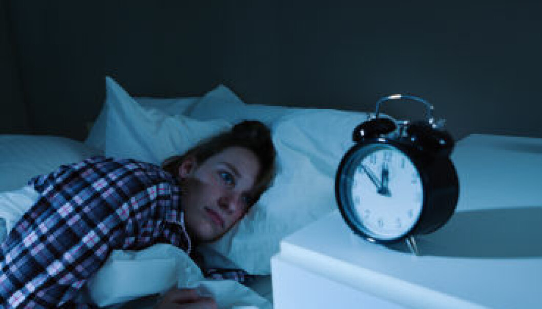 Insomnia is more than just a few nights of poor sleep. (Photo: Istockphoto)