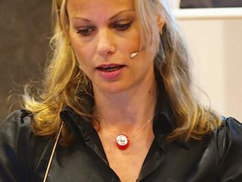 Vibeke Kløvstad. (Photo: John Erling Blad/Wikimedia Commons)