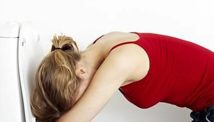 High carbohydrate intake may cause nausea and vomiting
