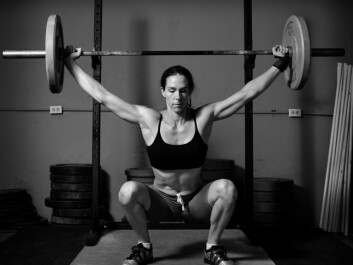 Weightlifters benefit from creatine, which is a legal substance. (Photo: Flickr/Greg Westfall)